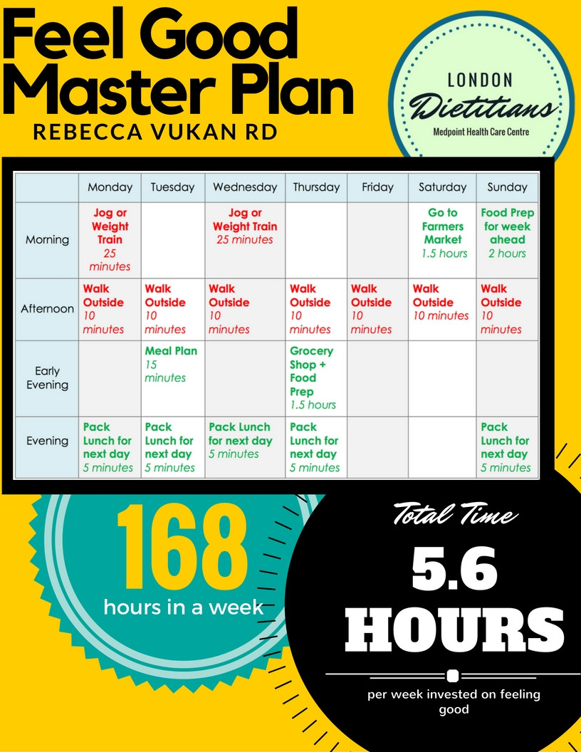 Feel Good Master Plan