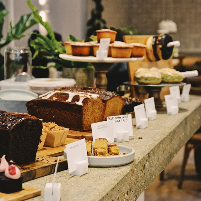 10 best London cafes Lubelu Nue ground