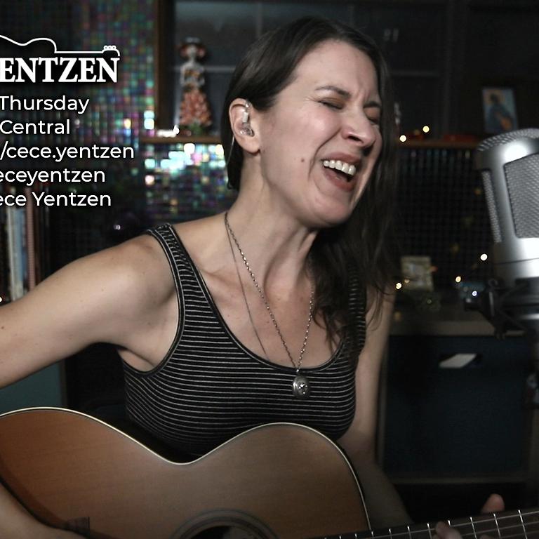 Cece Yentzen: 1st Thursdays Live!
