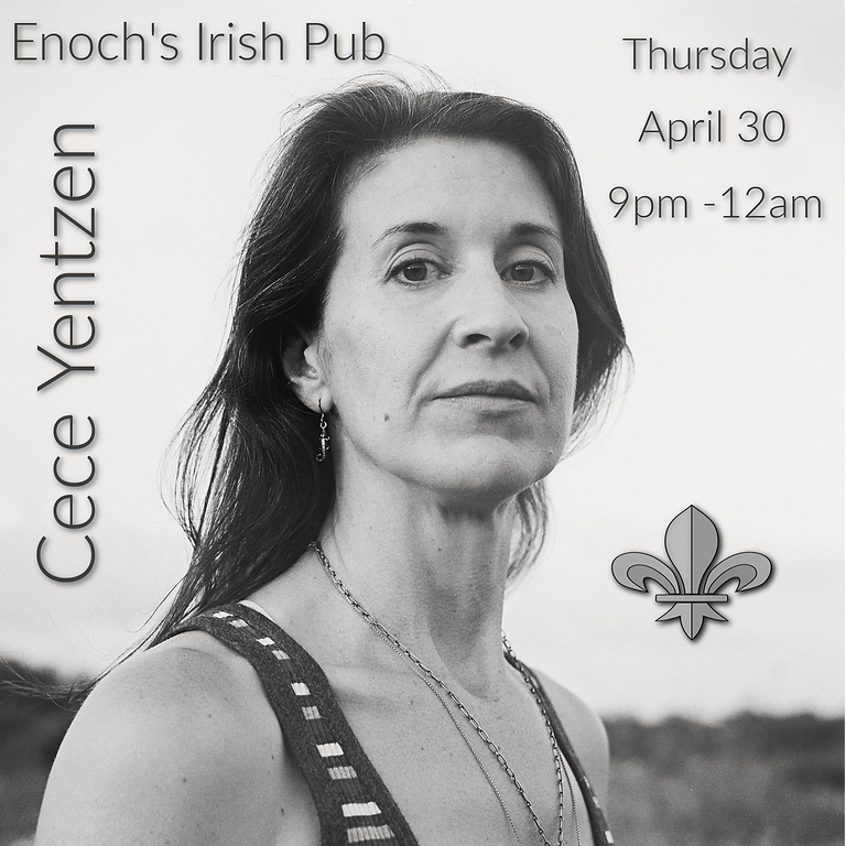 Cece Yentzen @ Enoch's Irish Pub
