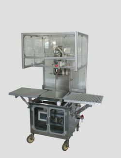 バッグインボックス 重量式充填機