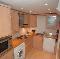 The Retreat Cottage kitchen