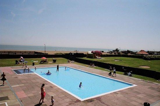 Walmer Paddling Pool