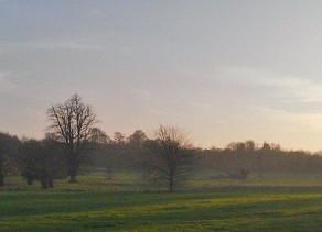 Goodnestone: A walk in the park with Jane Austen