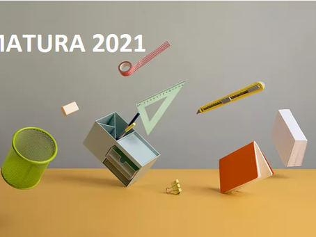 INFORMACJE NA TEMAT EGZAMINU MATURALNEGO 2021