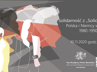 "Solidarność z ""Solidarnością"" - debata on-line"