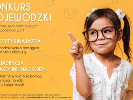 Konkurs wojewódzki Koleje Dolnośląskie S.A.