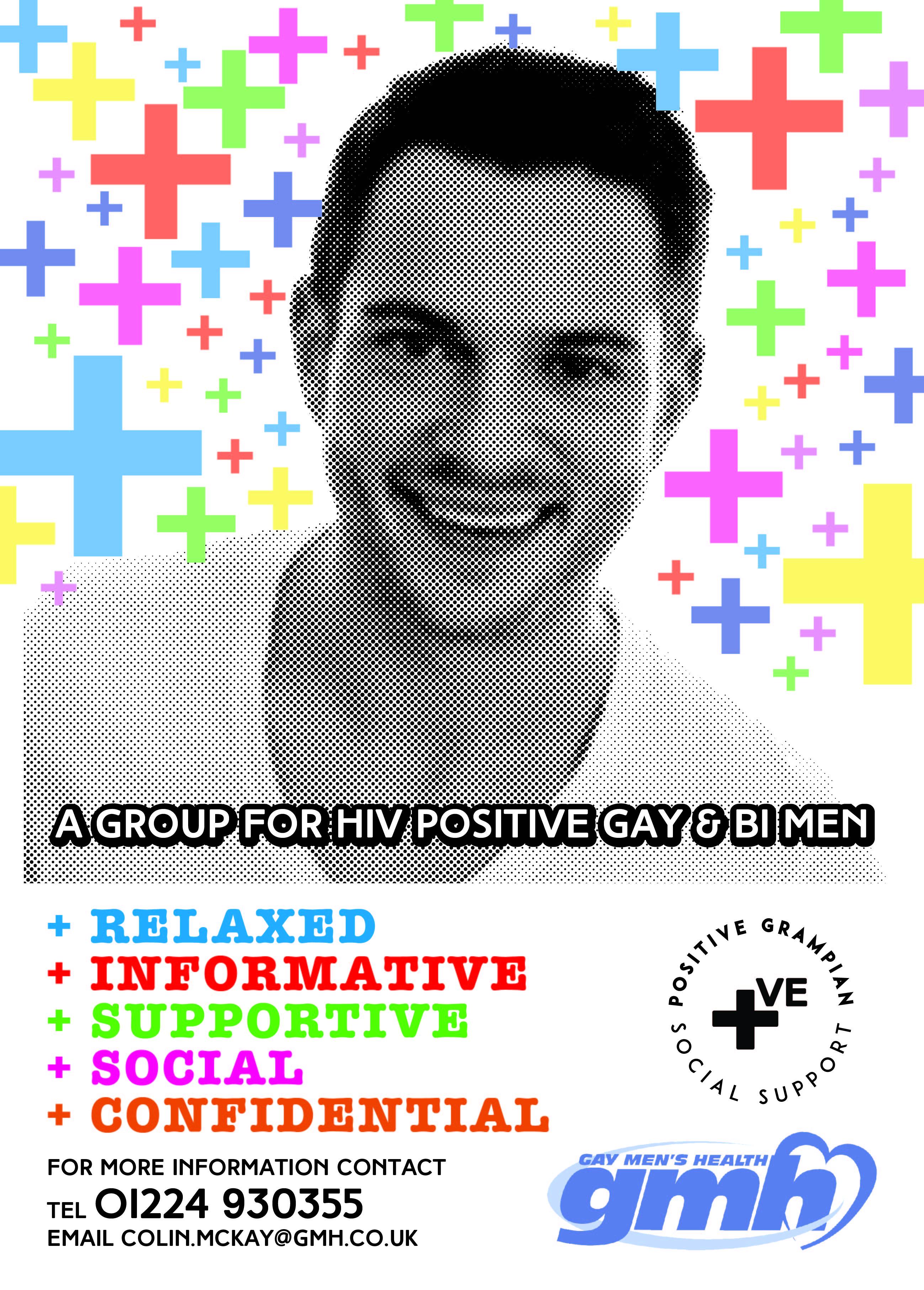 Positive Grampian Poster