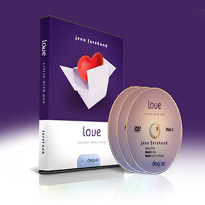 Living Deeper Series - Love DVD Series