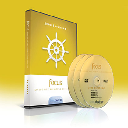 Living Deeper Series - Focus DVD Series