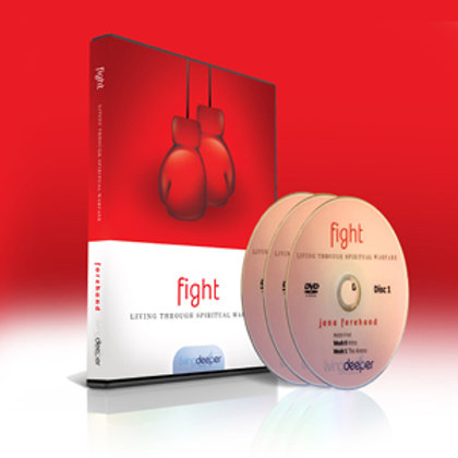 Living Deeper Series - Fight DVD Series
