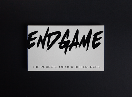 ENDGAME - The Purpose of our Differences