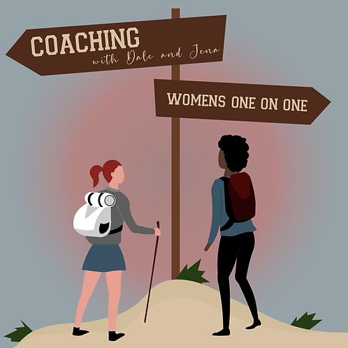Coaching - Women's One-on-One with Jena