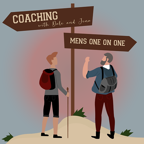 Coaching - Men's One-on-One with Dale