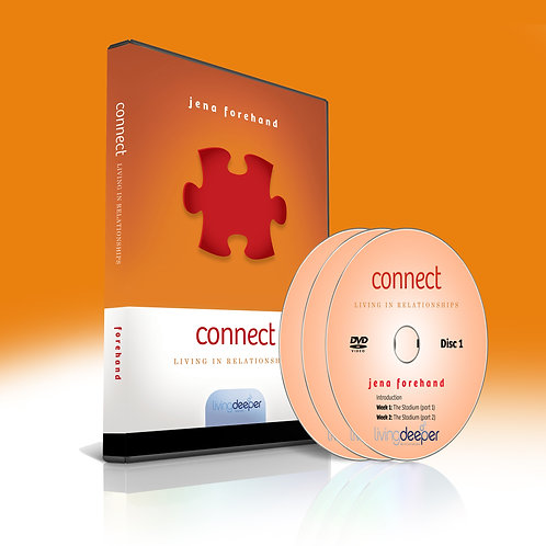Living Deeper Series - Connect DVD Series