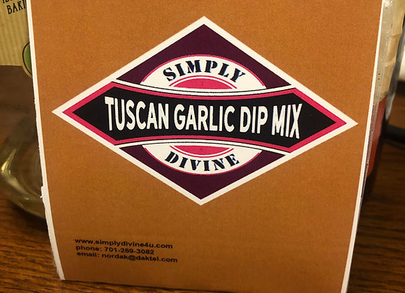 Tuscan Garlic Spices