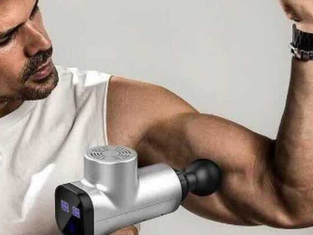Can Massage Guns Really Reduce Muscle Pain?