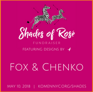 Shades of Rose' Fundraiser benefitting Susan G. Komen of Greater New York City