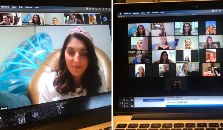 Virtual Bachelorette Party