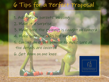Tips for a perfect proposal