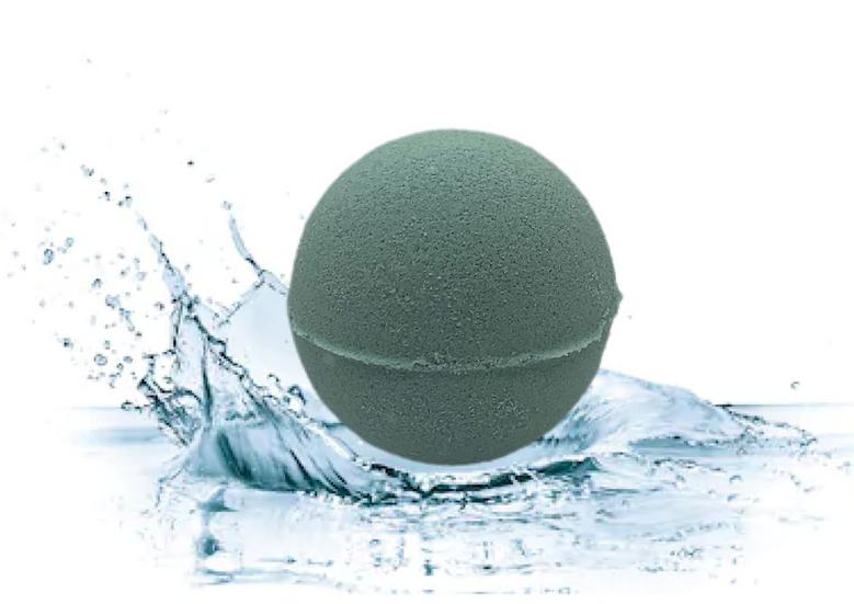 Lemongrass & Sage Bath Bomb