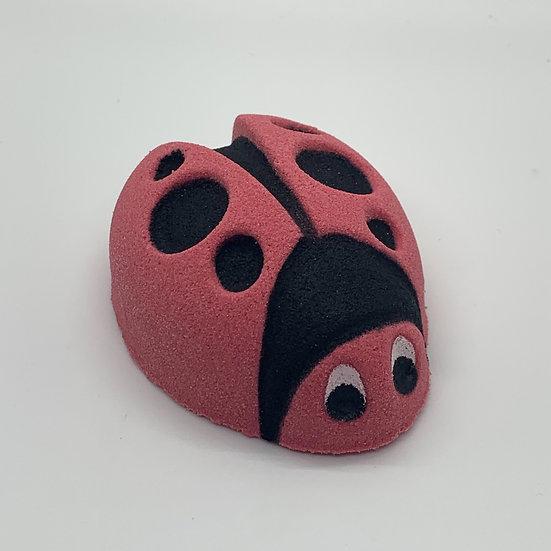 Ladybug Bath Bomb