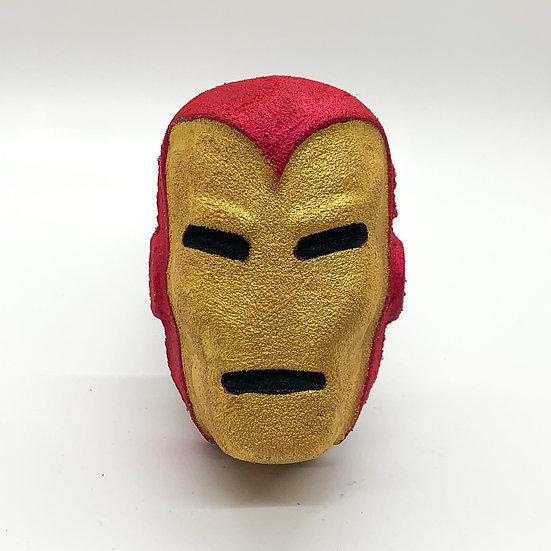 Iron Man Bath Bomb