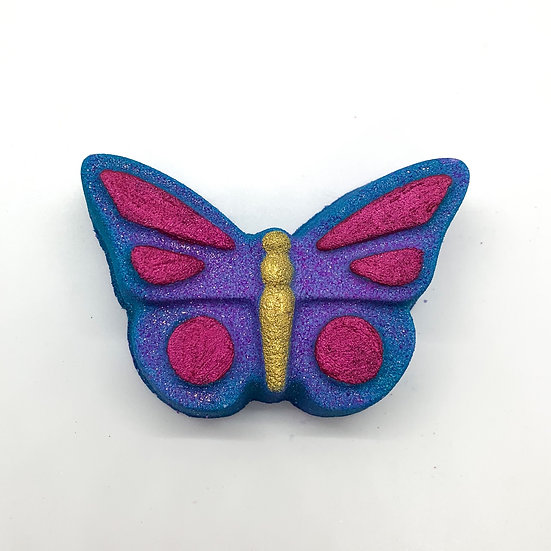 Butterfly Bath Bomb NEW DESIGN
