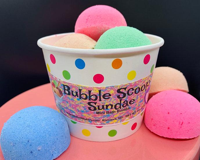 Bubble Scoop Sundae