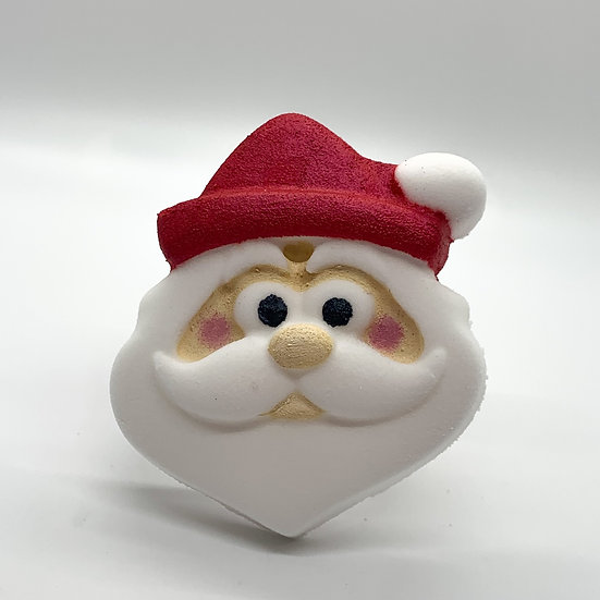 Santa Bath Bomb