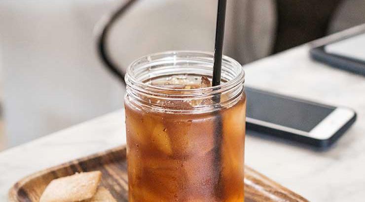 La cafeína y las bebidas energéticas