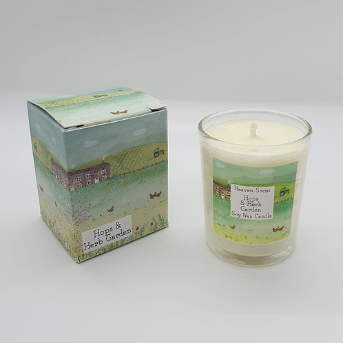 9cl Hops & Herb Garden Soy Wax Candle