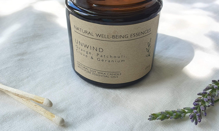 Well-being candle