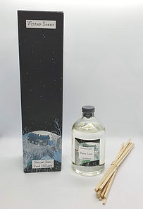 Winter Scent Reed Diffuser