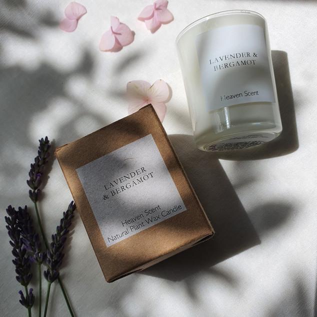 Lavender & Bergamot Candle