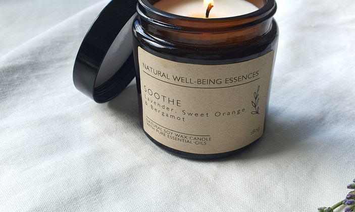 Well-being Candle Range