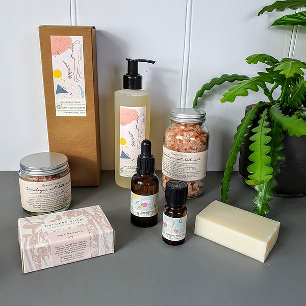 Heaven Scent Beauty Products