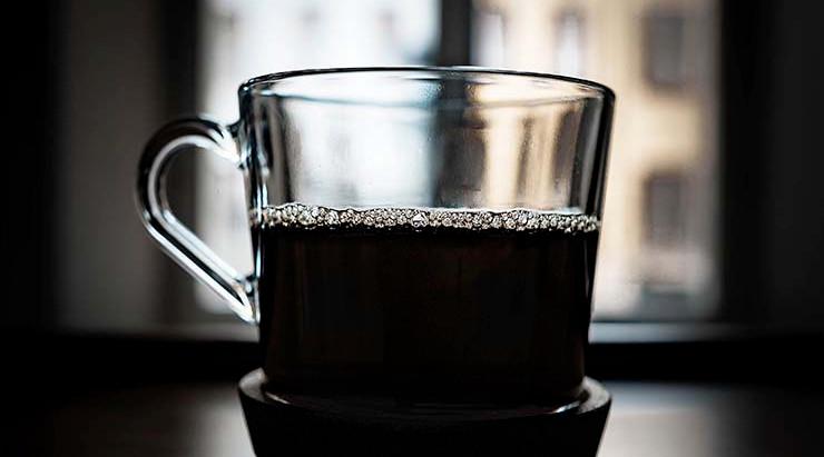 Riesgos de la cafeína