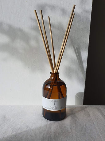 Heaven Scent Natural Reed Diffuser