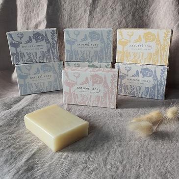 Heaven Scent Natural Soap