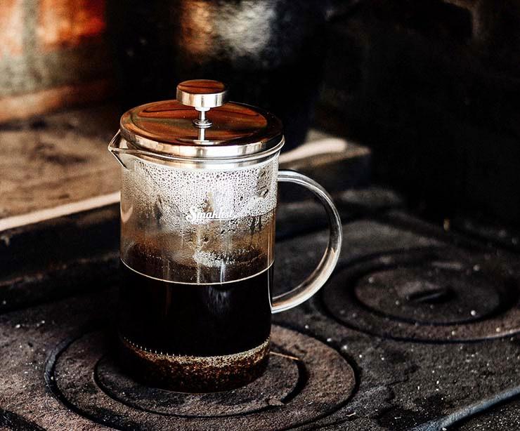 cafetera francesa embolo french press