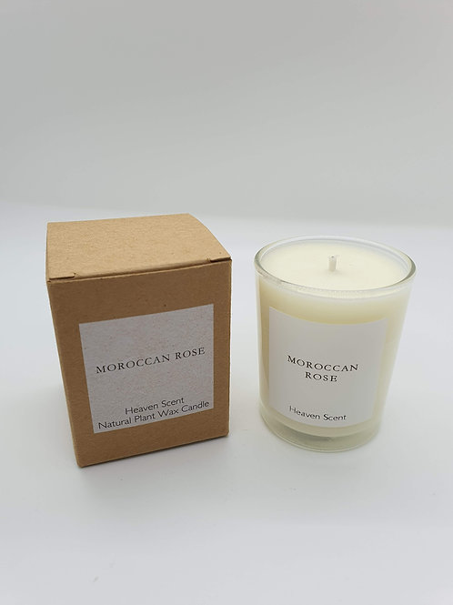 Moroccan Rose 9cl Soy Wax Candle