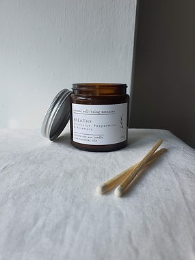 Eucalyptus Essential Candle