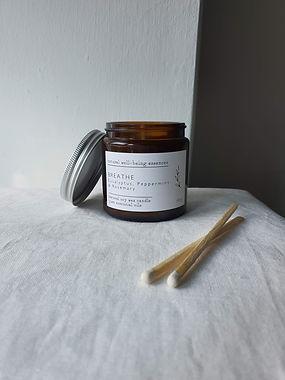 Eucalyptus Essential Candle