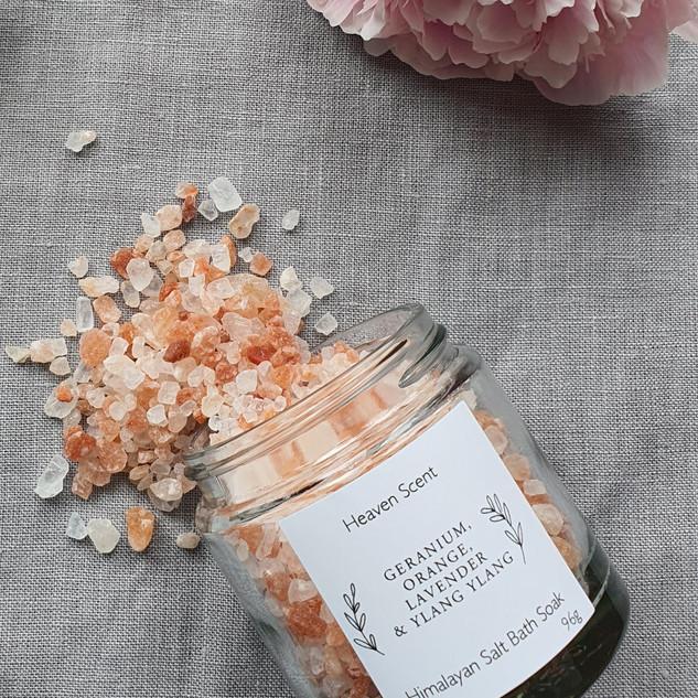 Heaven Scent Himalayan Salt