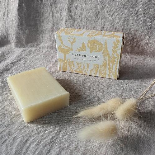 Rhubarb Soap in Box 100g Palm Free