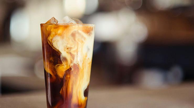 Cómo hacer un 'Iced coffee' casero