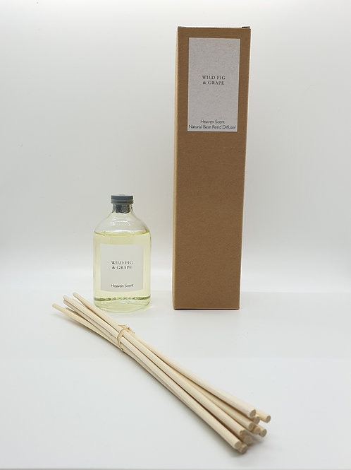 Wild Fig and Grape 100ml Reed Diffuser