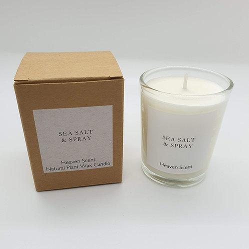 Sea Salt & Spray 9cl Soy Wax Candle