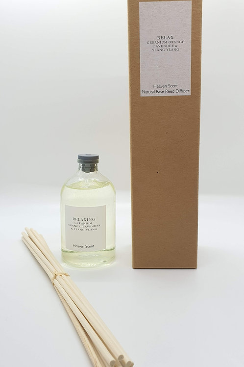 Relaxing (essential oils) Natural Reed Diffuser 100ml